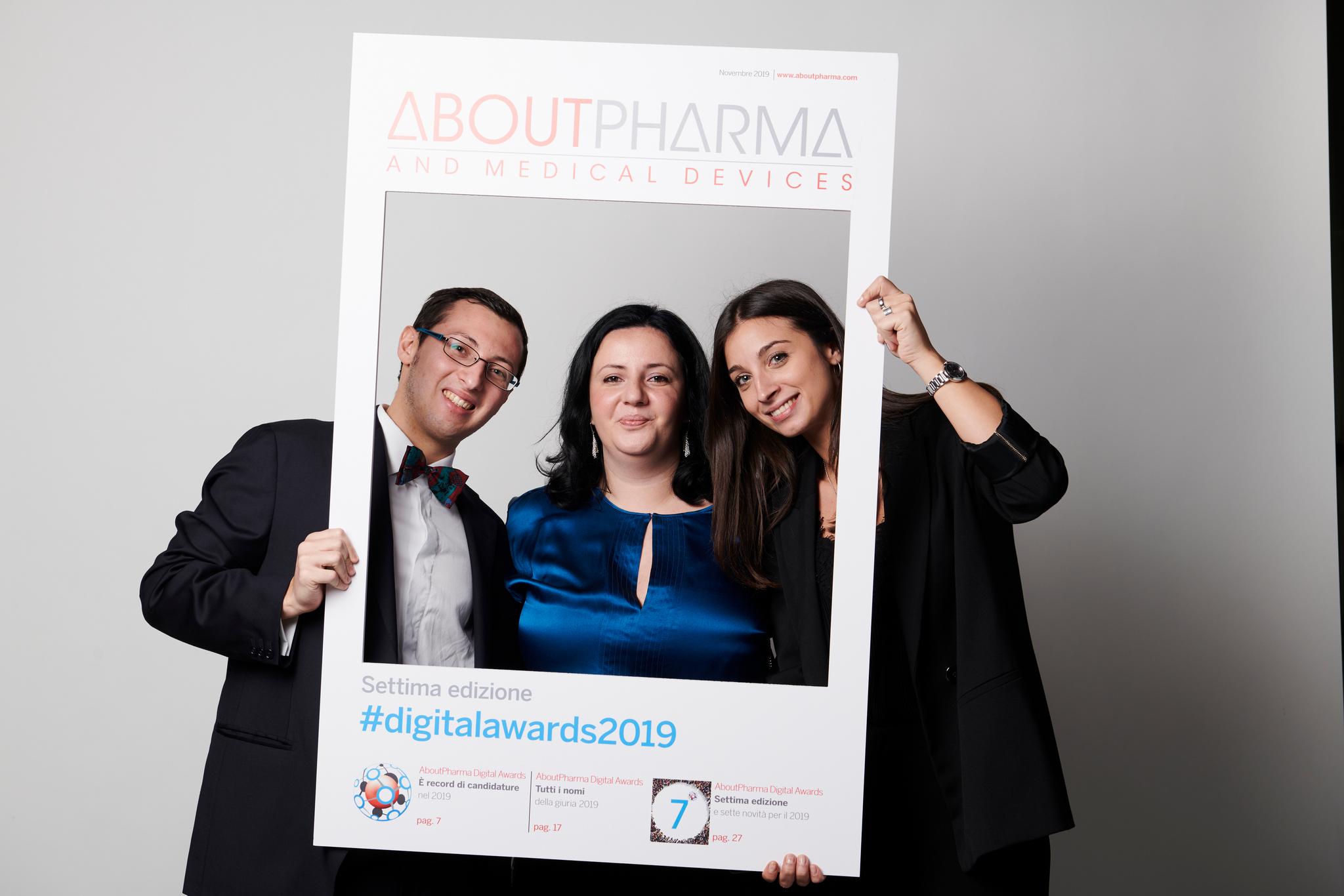 Photobooth AboutPharma Digital Awards 2019_102