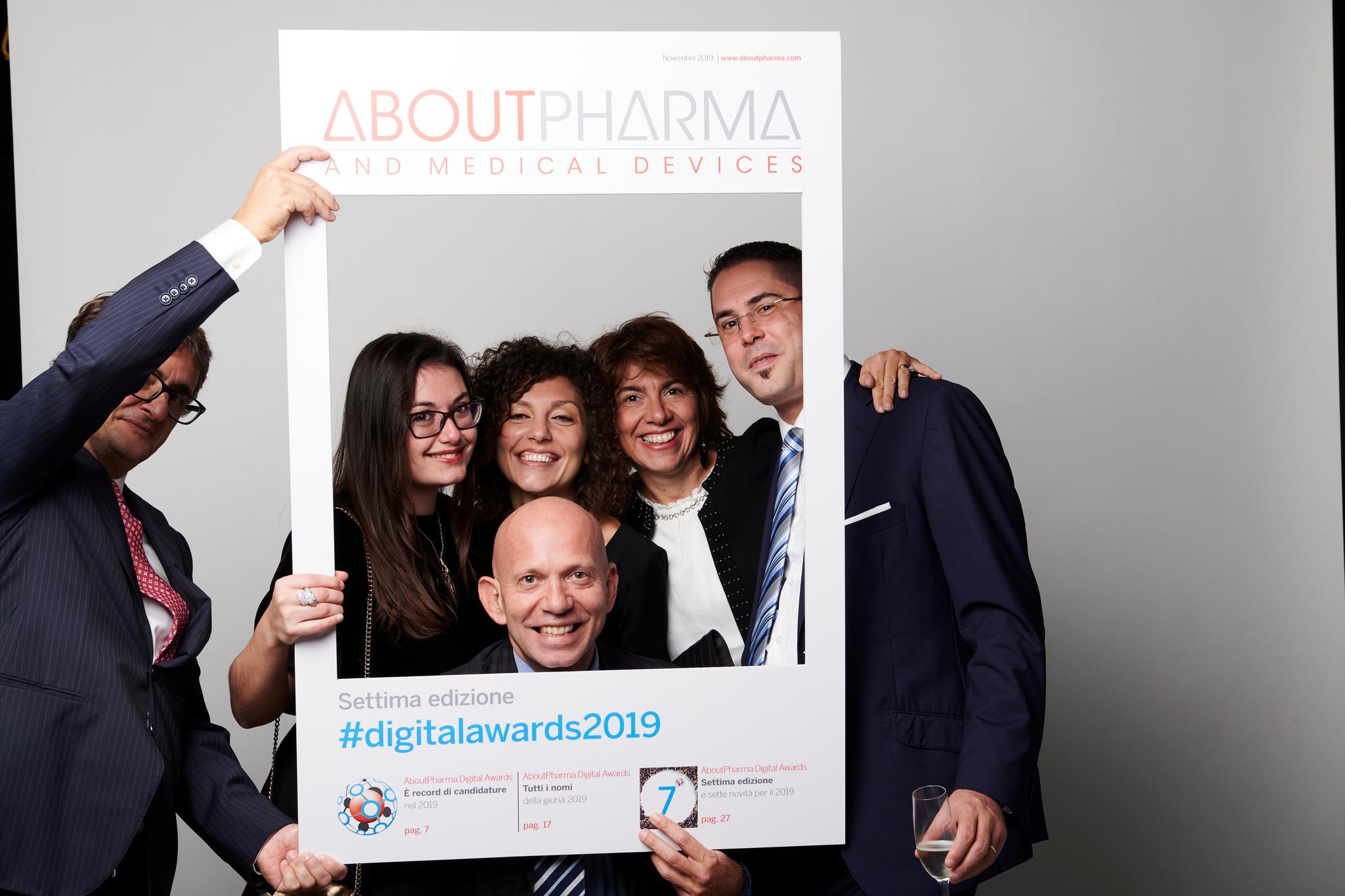 Photobooth AboutPharma Digital Awards 2019_11