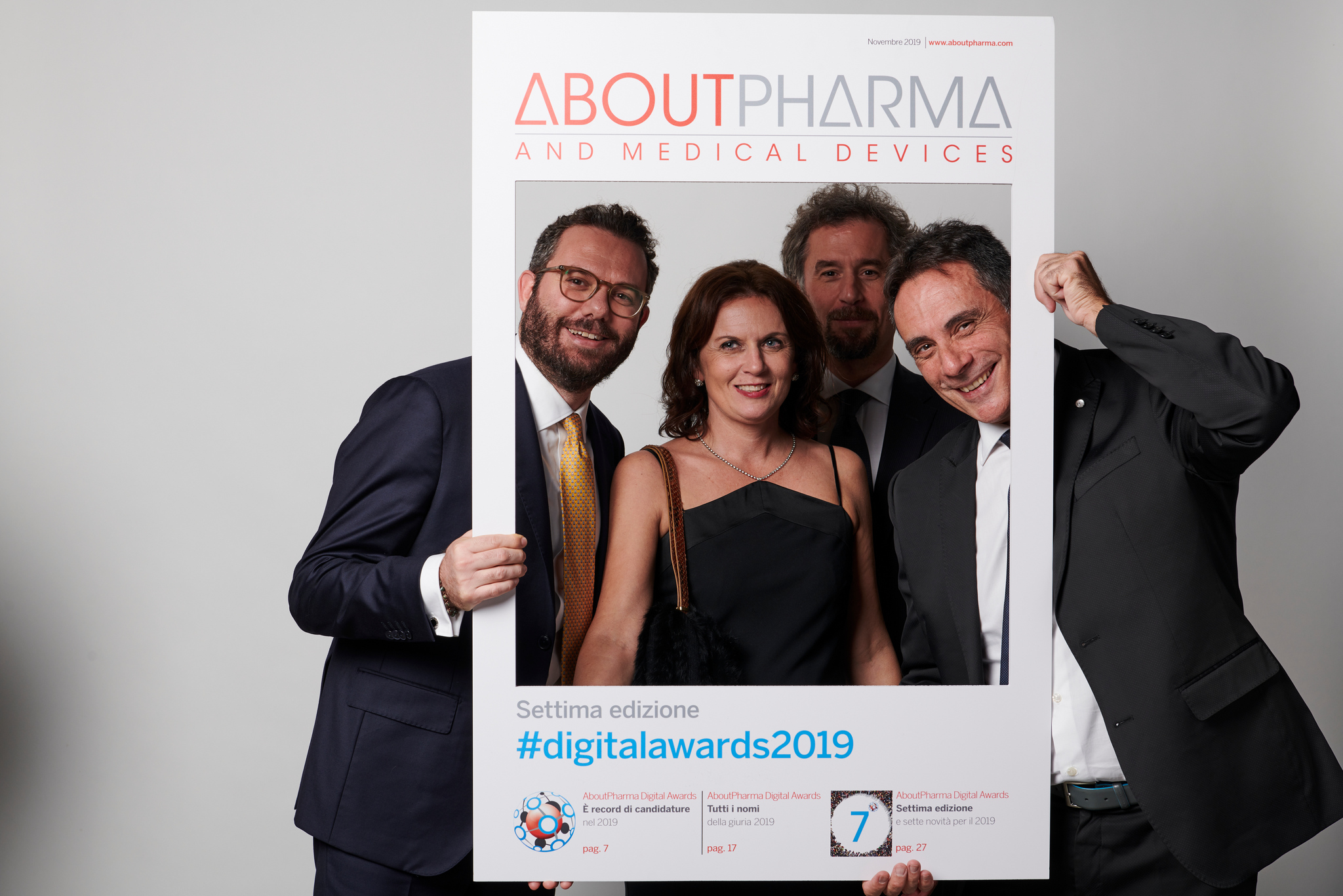 Photobooth AboutPharma Digital Awards 2019_2