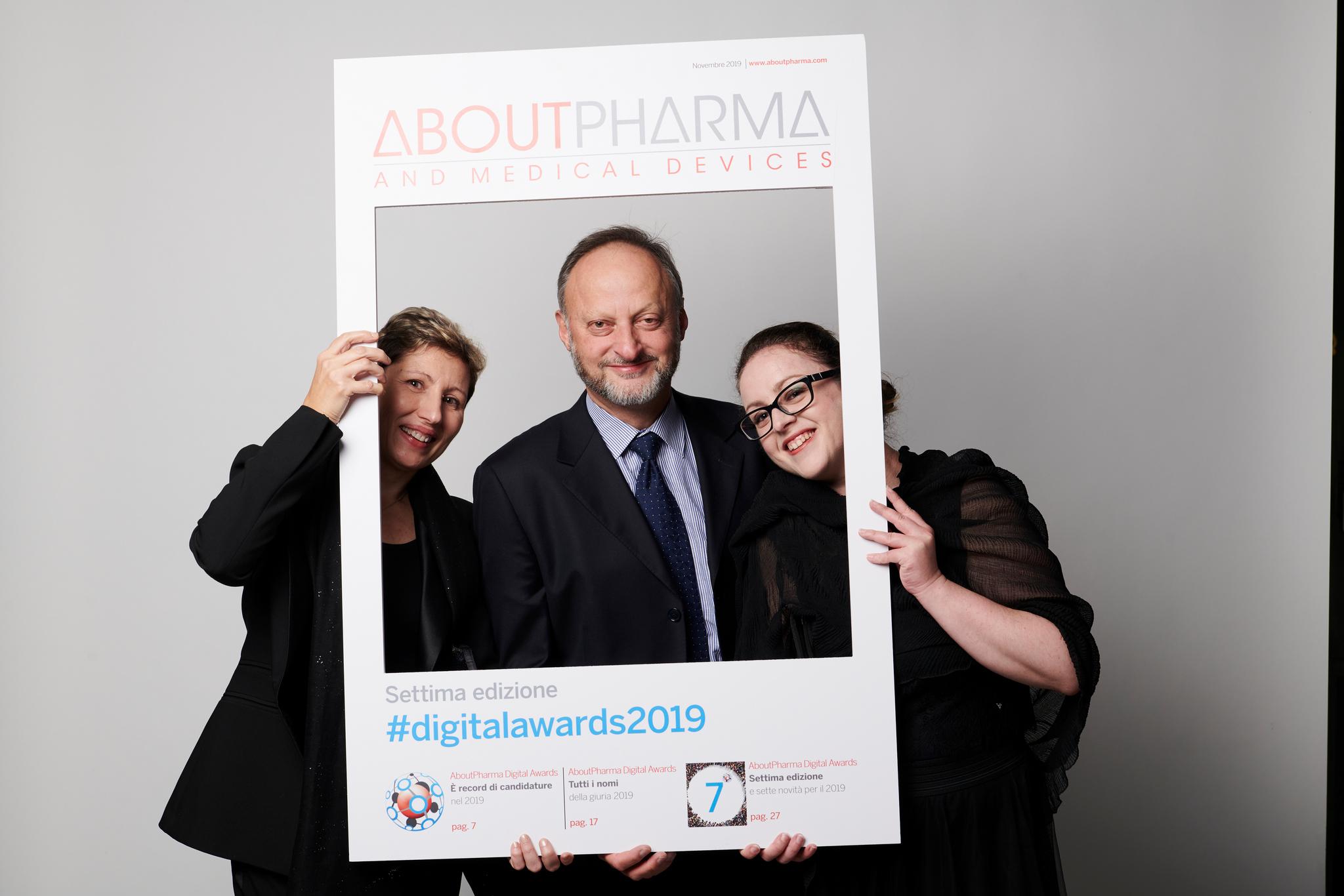 Photobooth AboutPharma Digital Awards 2019_20