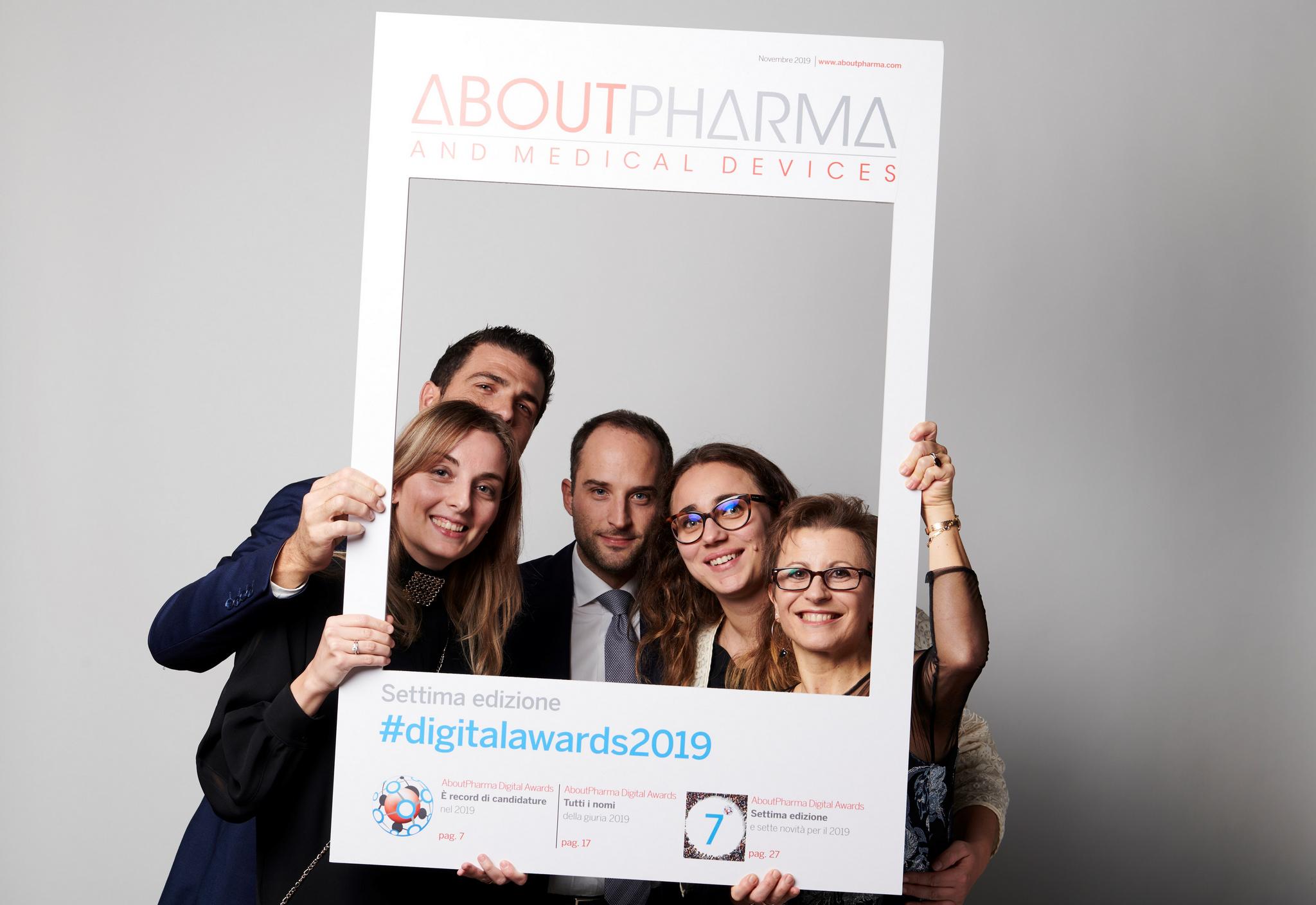 Photobooth AboutPharma Digital Awards 2019_29