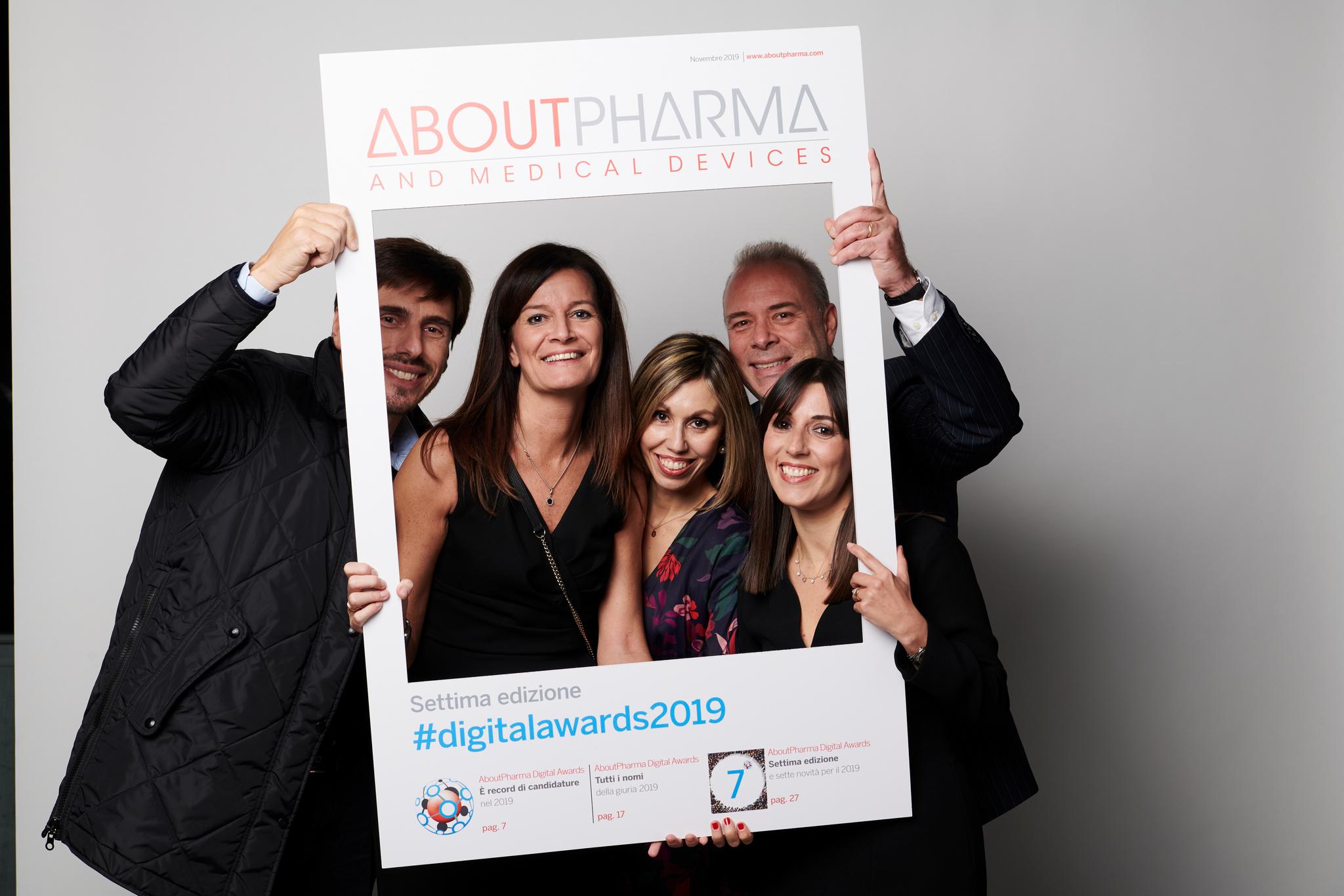 Photobooth AboutPharma Digital Awards 2019_30