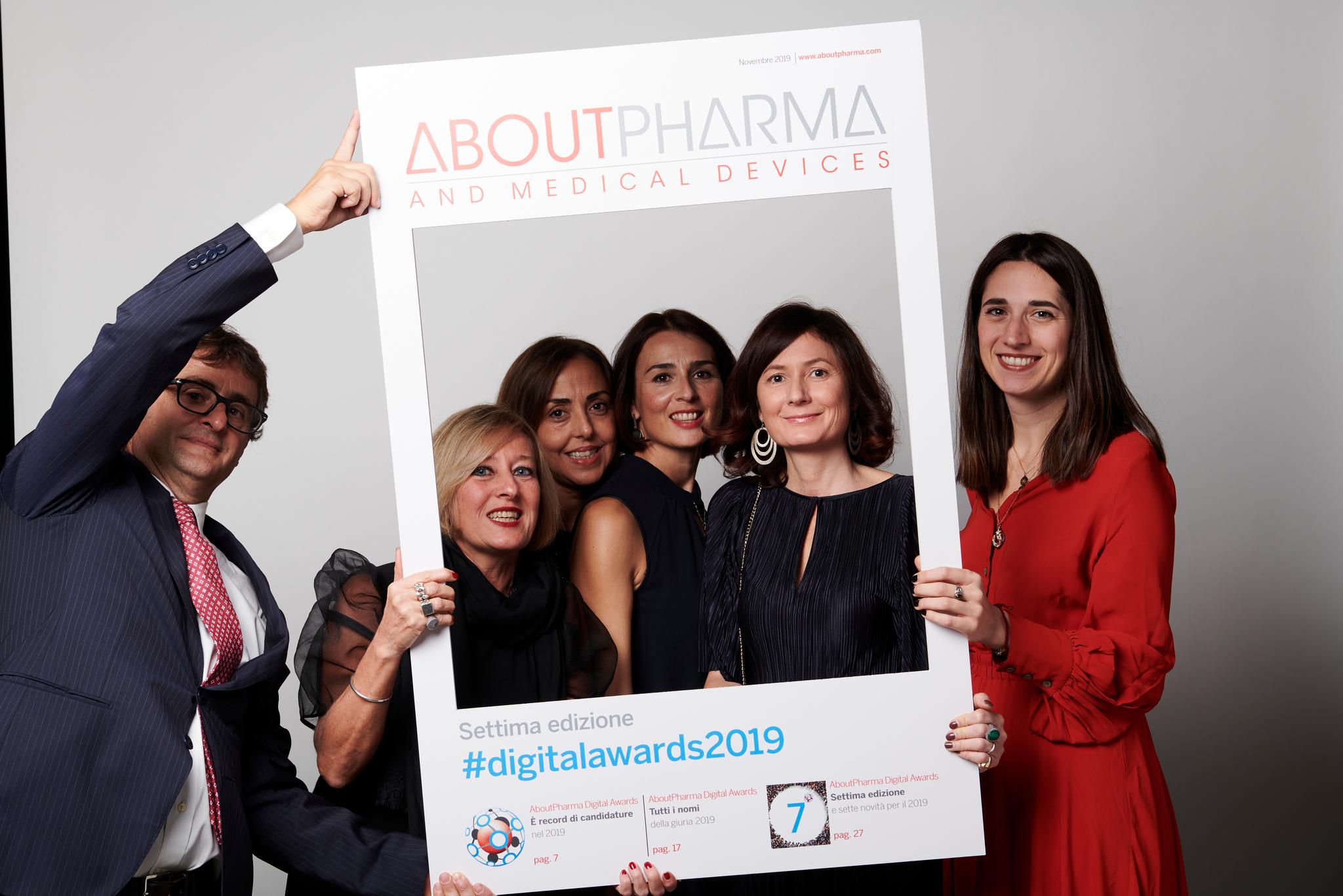 Photobooth AboutPharma Digital Awards 2019_33