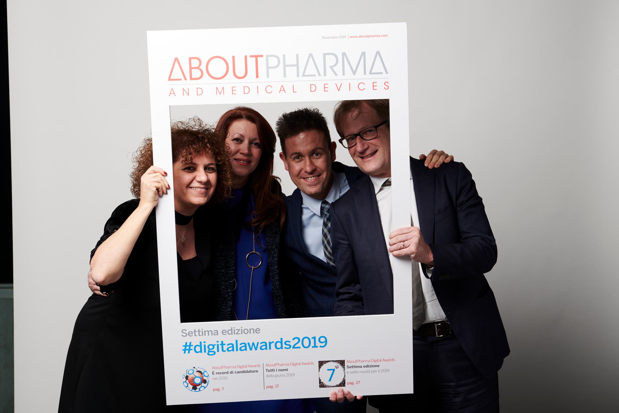 Photobooth AboutPharma Digital Awards 2019_58