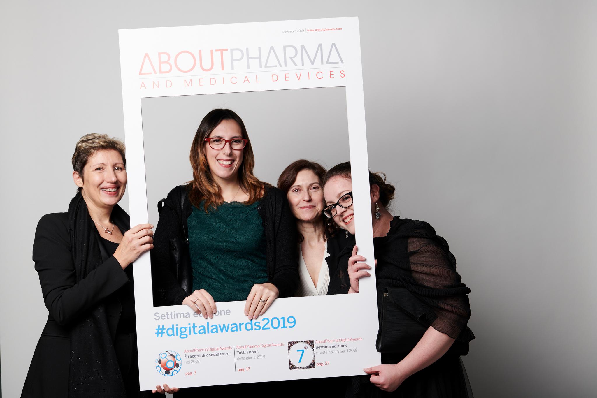 Photobooth AboutPharma Digital Awards 2019_7
