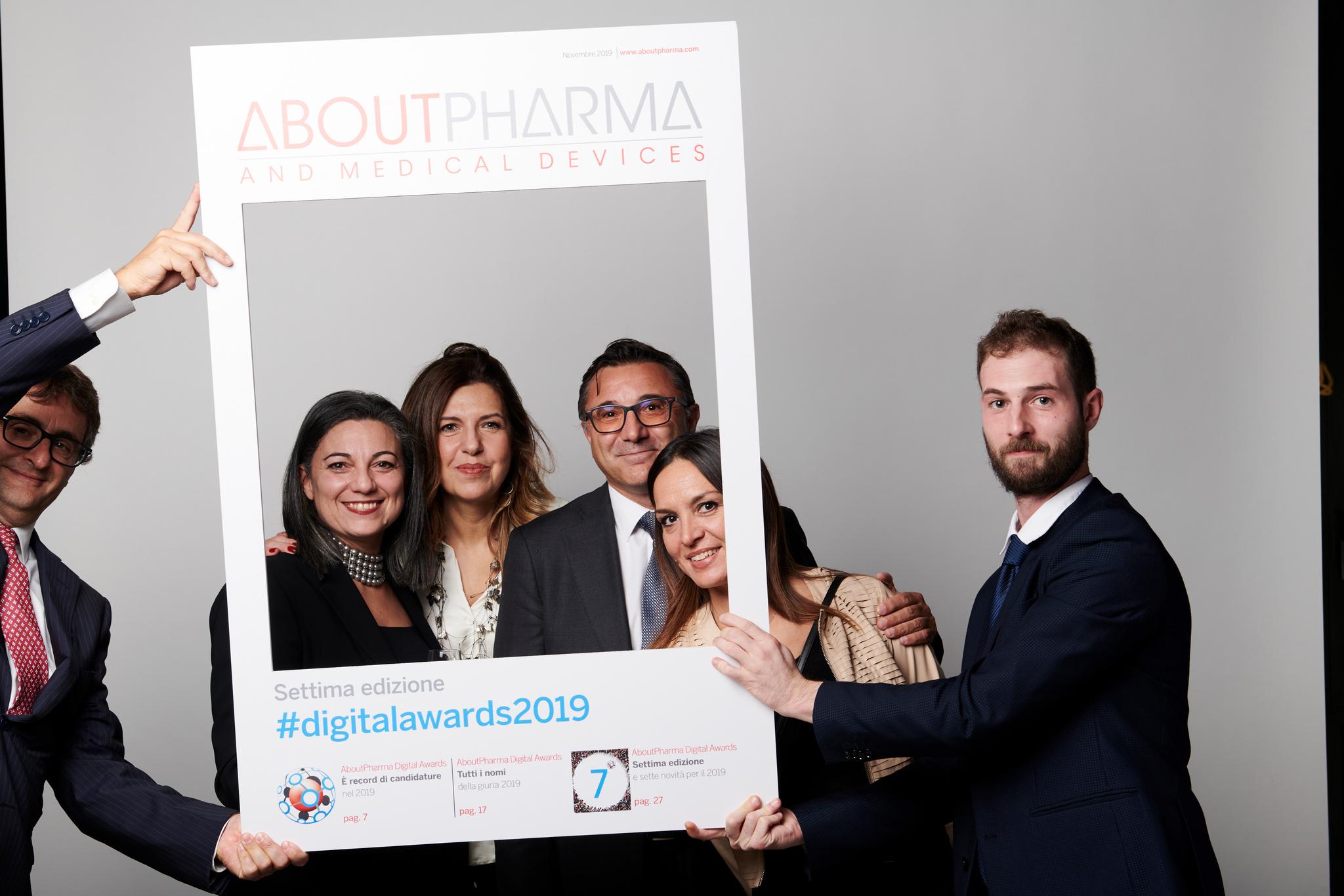 Photobooth AboutPharma Digital Awards 2019_8