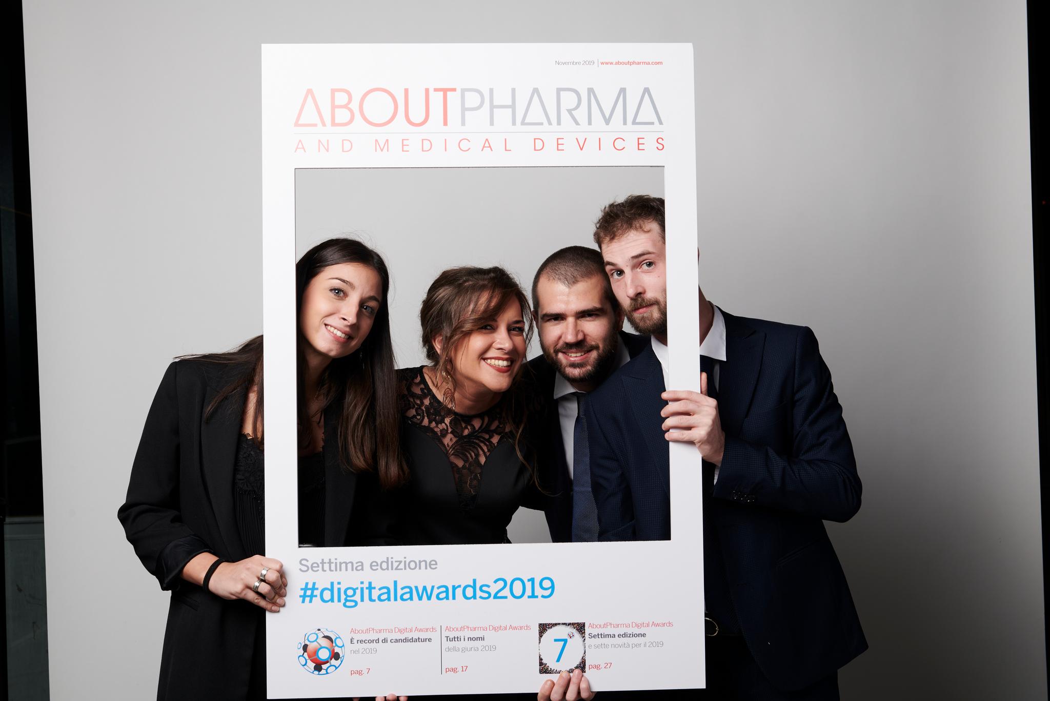 Photobooth AboutPharma Digital Awards 2019_85